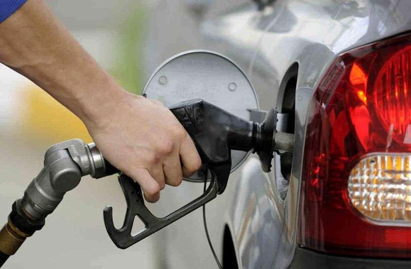 reduced VAT on petrol