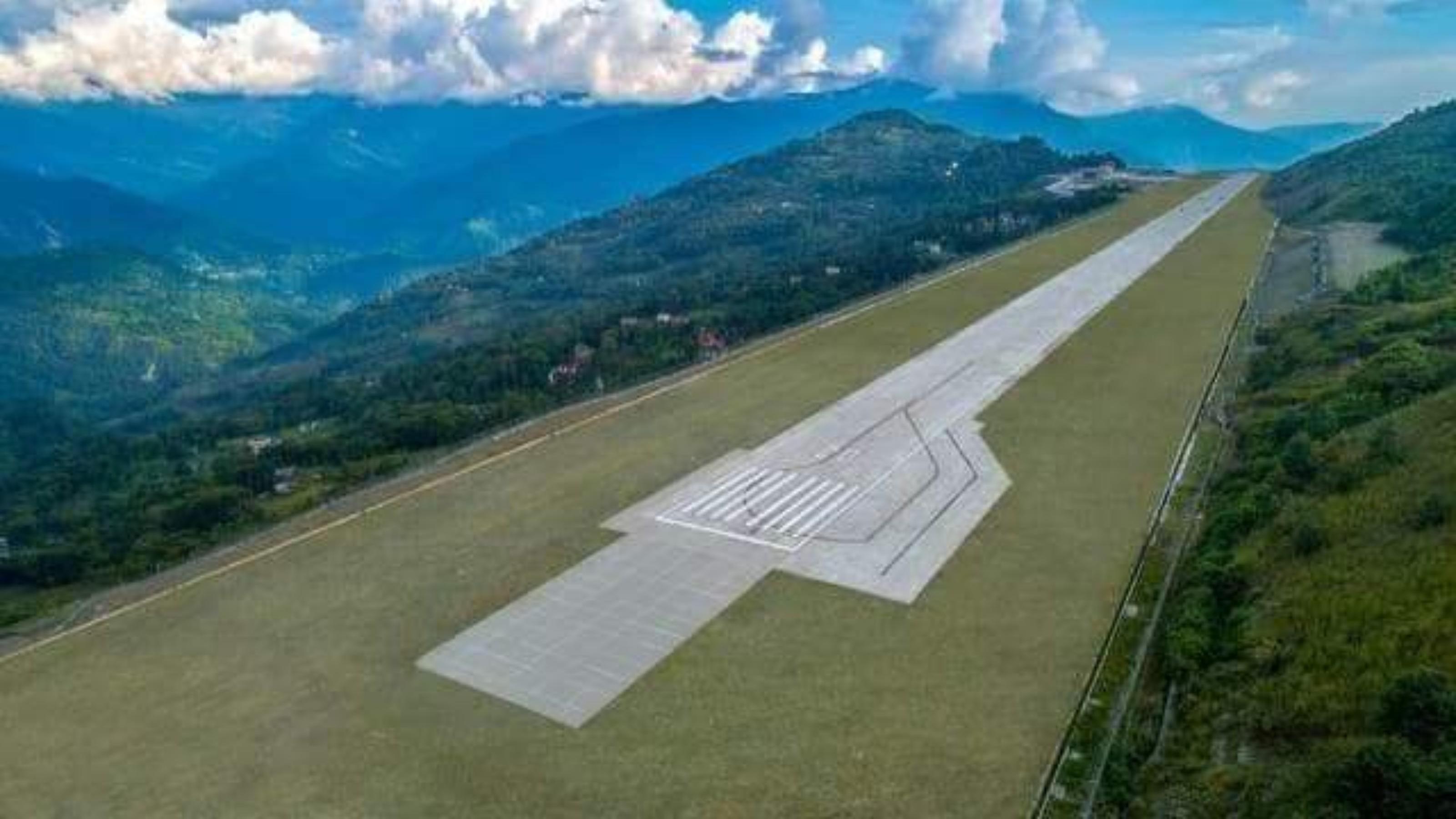 sikkim-airport