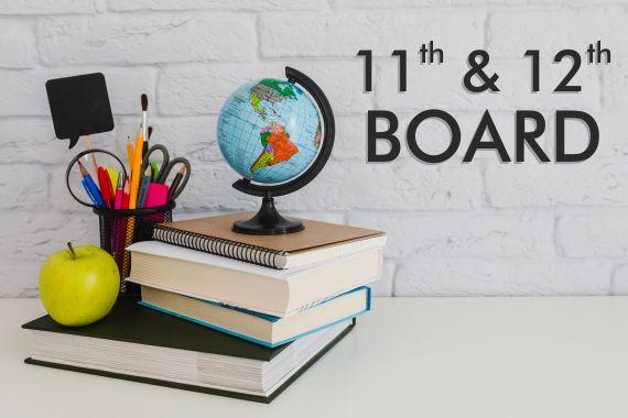 11th 12th board news